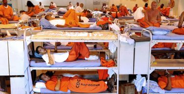 hard core addict inmates