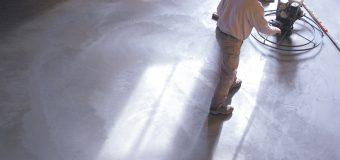 Types of Concrete Floor Coatings
