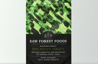 RAW Pine Pollen Tablet